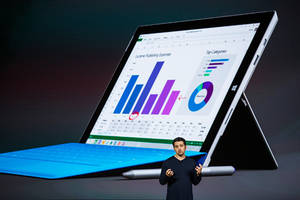 Surface Pro 2-in-1 Revealed by Microsoft; Fifth Generation Laptop Equipped with Bevy Features
