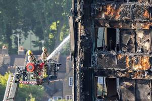 Top ten stories from Britain and around the world - Search continues for Grenfell Tower missing amid fears death toll could soar
