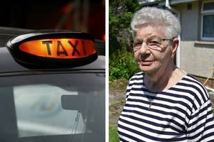 a woman who fled nazi germany had her unshakeable faith in people confirmed by an amazing taxi driver