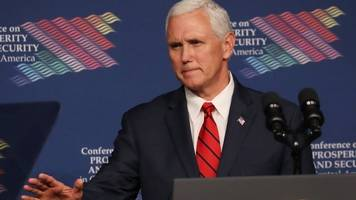 trump-russia inquiry: vice-president pence hires lawyer