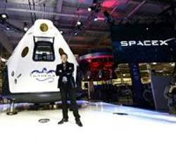 Elon Musk's vision of a self-sustaining city on Mars published in New Space