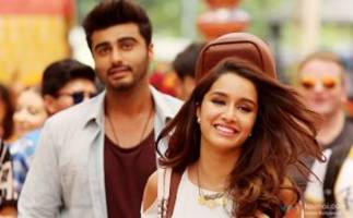 arjun kapoor, shraddha kapoor's half girlfriend's box office collections so far