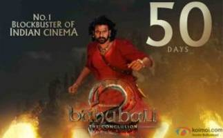 box office – baahubali 2 enjoys 50th day today, makes 1st half of 2017 look excellent