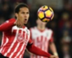 southampton defiant as liverpool and man city targets van dijk and bertrand star in kit launch