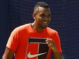 'andy murray has many years left at the top': nick kyrgios