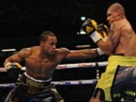anthony yarde hopes his next stop is the european title