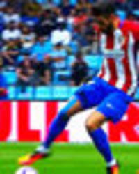watch yannick carrasco in action – the man tipped to replace alexis sanchez at arsenal