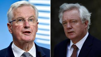 Formal Brexit negotiations to begin on Monday in Brussels