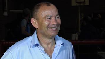 england profited from argentina mistakes - eddie jones