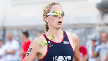 triathlon: jessica learmonth & sophie coldwell win gold & silver at euros