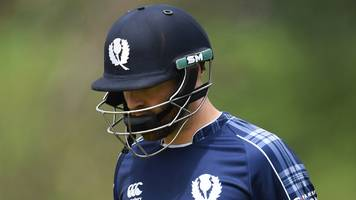 scotland lose as zimbabwe level series
