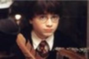 If you had all this Harry Potter memorabilia, you could make...