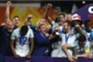 uefa president believes that ex-rams' work with england u20s will...