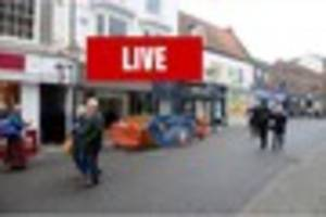 live as 'loud explosion' causes power outage in beverley town...