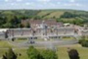 your chance to look around world-renowned naval college in devon