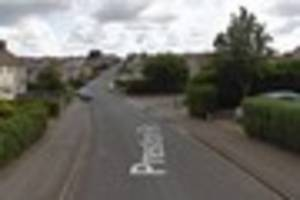 police appeal after man in white van exposes himself to woman