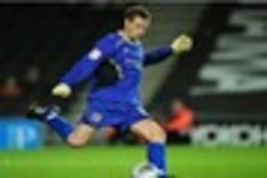 transfer talk: charlton athletic could conclude mk dons' keeper...
