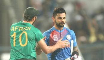 Cricket: World game's biggest match to decide Champions Trophy title