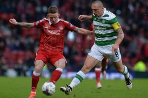 celtic confirm £1.3million deal for aberdeen winger jonny hayes as cardiff city look elsewhere