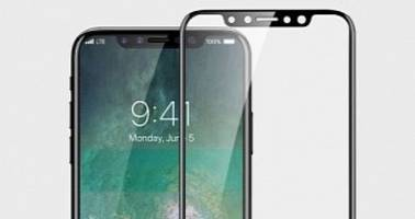 iPhone 8 Leak Reveals Bezel-Less Display, Top Bar with Facial Recognition Camera