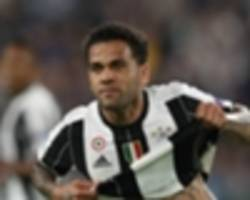 'don't spread sh*t!' - dani alves responds to transfer rumours as man city close in