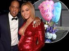 Beyonce's father CONFIRMS the arrival of her twins
