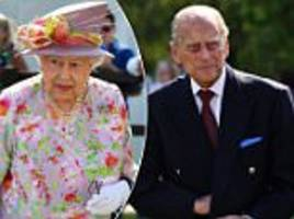 the queen arrives at the cartier queen's cup polo final