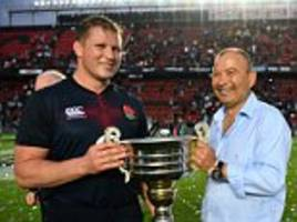 England tour of Argentina 'exceeded our hopes': Hartley