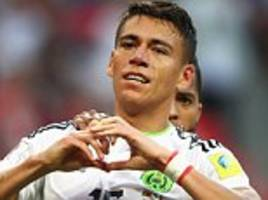 portugal 2-2 mexico: hector moreno strikes late