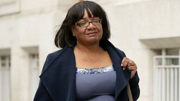 diane abbott back in shadow cabinet after diabetes struggle