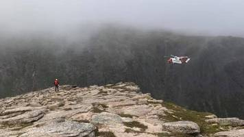 Climber airlifted after Shelterstone Crag rescue