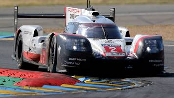 24 Hours of Le Mans: Porsche take third successive victory
