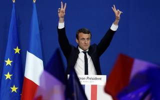 Exit polls: Emmanuel Macron wins large majority in parliamentary elections