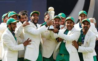 pakistan stun holders india in champions trophy final