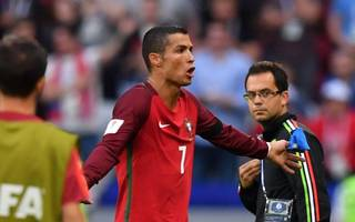 ronaldo dodges questions over real madrid future