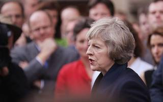 Theresa May will bid to break deadlock on EU nationals later this week