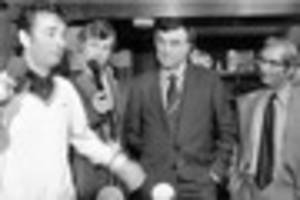 the derby county offer rejected by brian clough 40 years ago