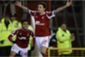is ex-nottingham forest striker matt derbyshire set for a move to...