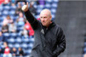 'mark warburton must set tone for successful season from day one...