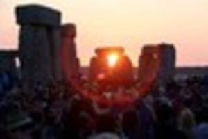 When is the summer solstice and the longest day of the year in...