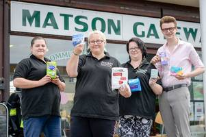 'Period poverty' collection points set up in Gloucester