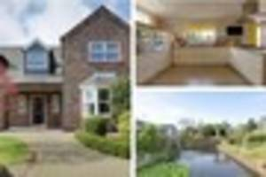 Take a visual tour of this stylish £380,000 family home on...