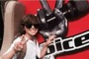 mini-rockstar jack jammed with mcfly's danny on the voice kids