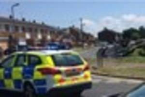 Car Accident Canvey Island