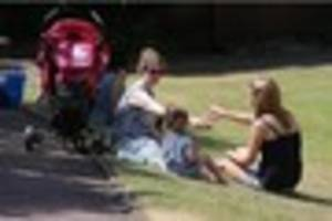 Could Croydon see its hottest ever June day today?