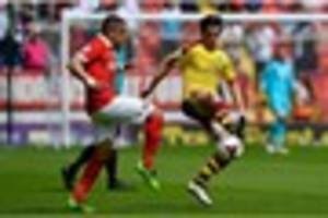 He's alive! Charlton Athletic fans' delight as club announce...