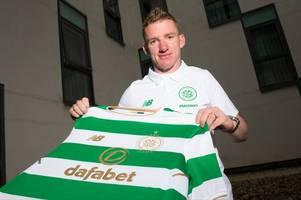 celtic need quality signings to move to the next level in the champions league not jonny hayes
