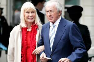formula 1 legend jackie stewart heartbroken over wife's harrowing battle with dementia