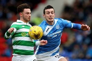 joe shaughnessy desperate for st johnstone to keep improving... even if people don't expect them to