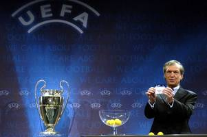 what time is the champions league and europa league qualifying draws? all you need to know